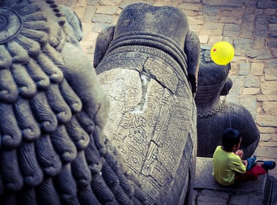 Close Encounters with Nepali Culture