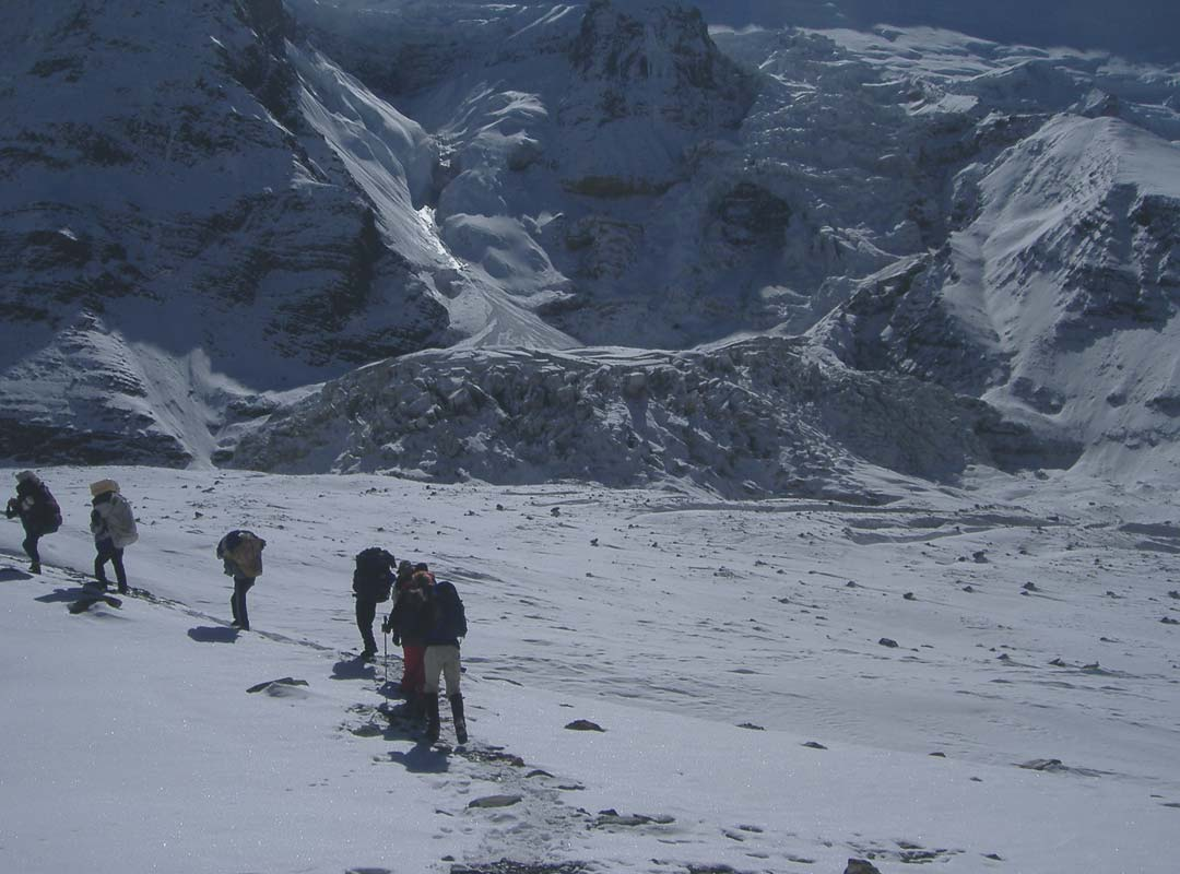 Dhaulagiri Expedition