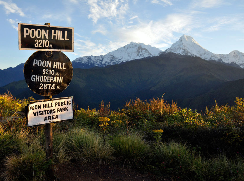 Ghorepani – Poon Hill Trek