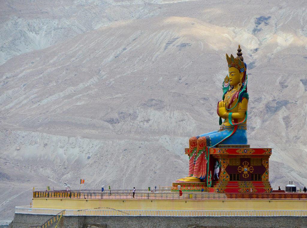 Ladakh Monastery Short Tour