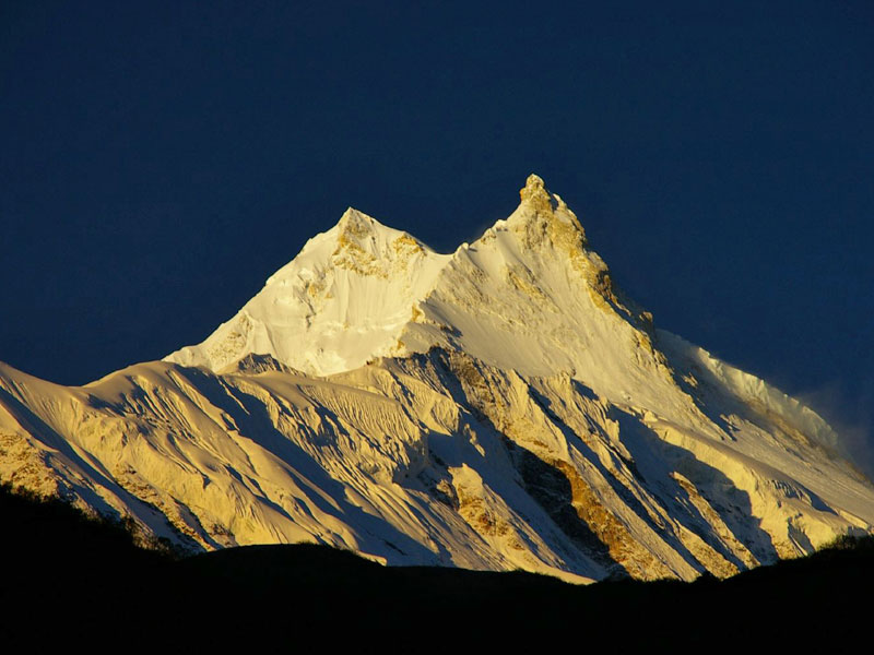 Manaslu Expedition – Climbing