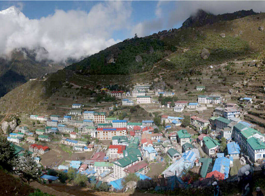 Sherpa Village Trek