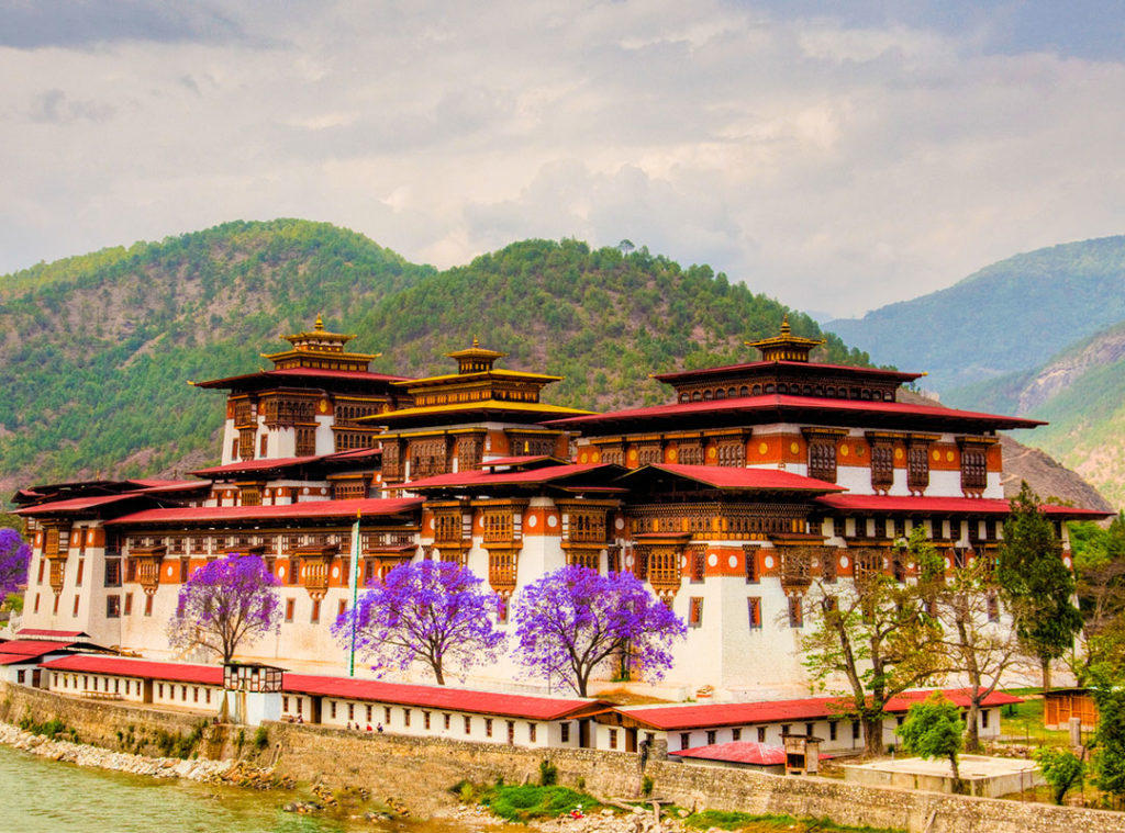 Thimphu stop Over