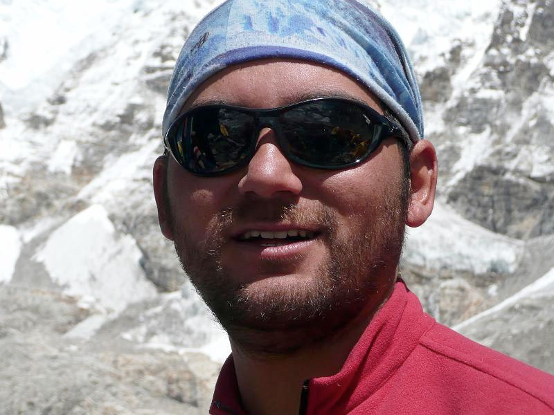 Dawa Steven Sherpa as CEO