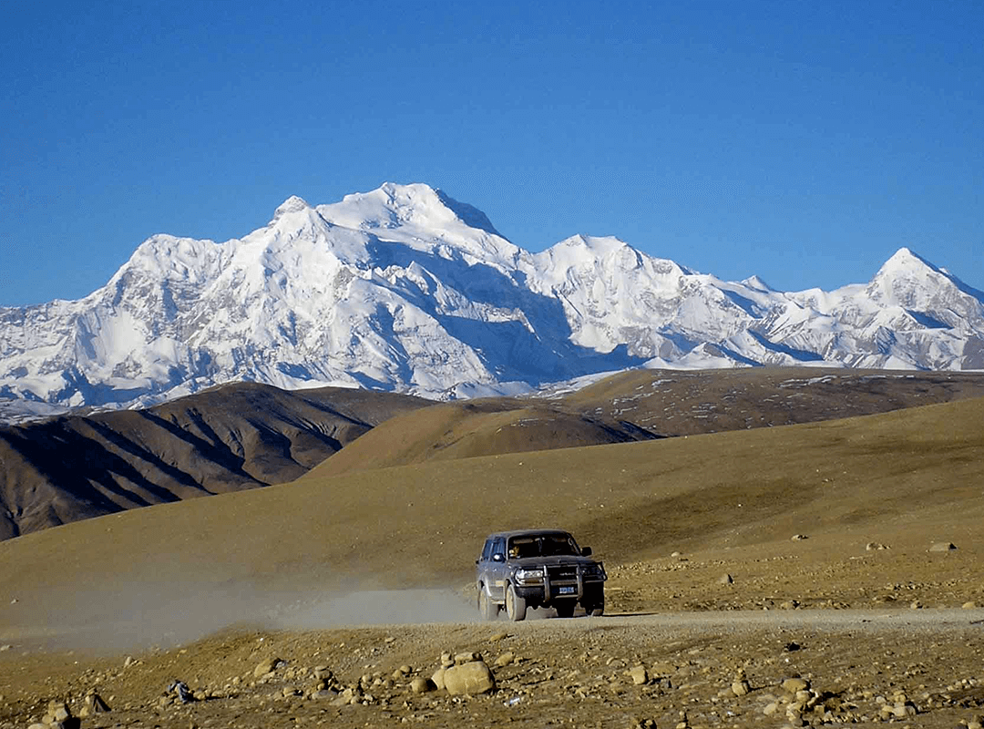 7 Nights 8 Days Overland Tibet Tour