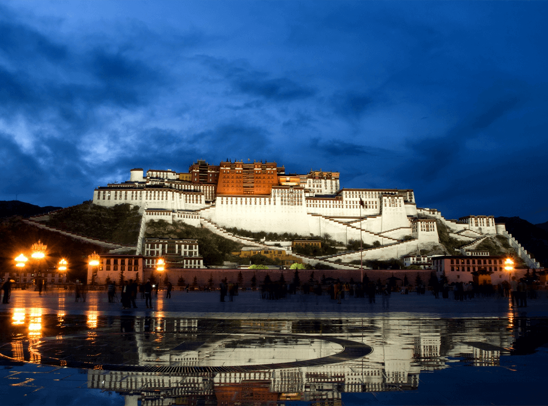 Lhasa Tour for 5 days both way flight