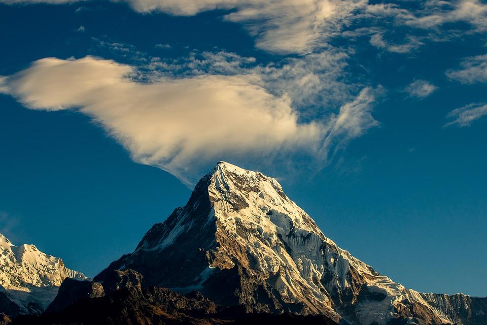 mountain in Annapurna